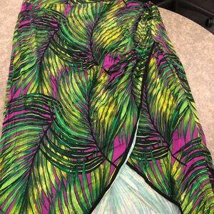 Fun maxi skirt